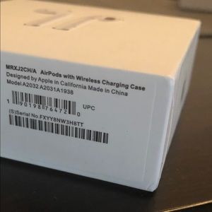 Apple Other Airpods 2nd Generation Poshmark